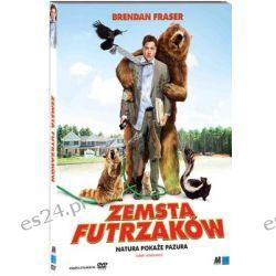 Zemsta futrzaków (wydanie książkowe) ( DVD) - Kumble Roger Pozostałe