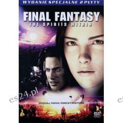 Final Fantasy (wydanie specjalne) ( DVD) - Sakaguchi Hironobu Animowane