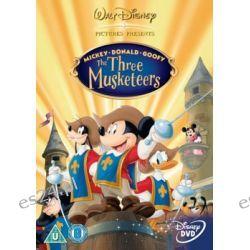 Mickey, Donald, Goofy: The Three Musketeers (brak polskiej wersji językowej) ( DVD) - Cook Donovan Pozostałe