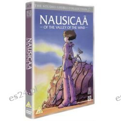 Nausicaä of the Valley of the Wind (brak polskiej wersji językowej) ( DVD) - Miyazaki Hayao Pozostałe
