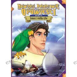 Najwięksi bohaterowie i opowieści Biblii: Jonasz i wielka ryba ( DVD) - Various Directors Pozostałe