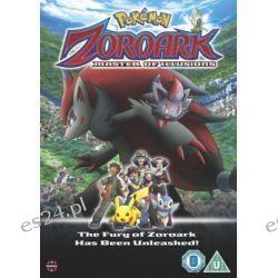 Pokémon: Zoroark - Master of Illusions (brak polskiej wersji językowej) ( DVD) - Yuyama Kunihiko Pozostałe