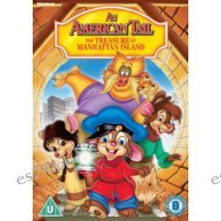 An American Tail 3 - The Treasure of Manhattan Island (brak polskiej wersji językowej) ( DVD) - Latham Larry Pozostałe