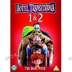 Hotel Transylvania/Hotel Transylvania 2 (brak polskiej wersji językowej) ( DVD) - Tartakovsky Genndy Pozostałe