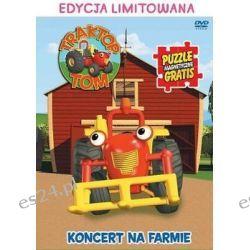 Traktor Tom: Koncert na farmie ( DVD) - Various Directors Pozostałe