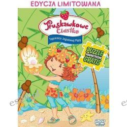 Truskawkowe Ciastko: Tajemnica jagodowej plaży ( DVD) - Various Directors Pozostałe