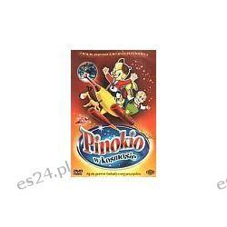 Pinokio w Kosmosie ( DVD) - Various Directors