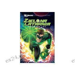 Zielona Latarnia ( DVD) - Montgomery Lauren