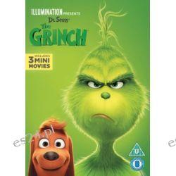 The Grinch (brak polskiej wersji językowej) ( DVD) - Cheney Yarrow