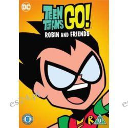 Teen Titans Go!: Robin and Friends (brak polskiej wersji językowej) ( DVD) -  Pozostałe