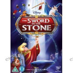 The Sword in the Stone (brak polskiej wersji językowej) ( DVD) - Reitherman Wolfgang Pozostałe
