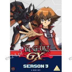 Yu Gi Oh GX: Season 3 (brak polskiej wersji językowej) ( DVD) - Tsuji Hatsuki Pozostałe