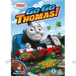 Thomas & Friends: Go Go Thomas (brak polskiej wersji językowej) ( DVD) - Tiernan Greg Pozostałe