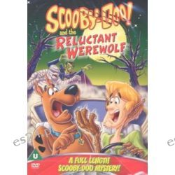 Scooby-Doo: Scooby-Doo and the Reluctant Werewolf ( DVD) - Patterson Ray Pozostałe