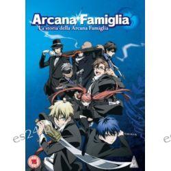 Arcana Famiglia (brak polskiej wersji językowej) ( DVD) - Kon Chiaki Pozostałe