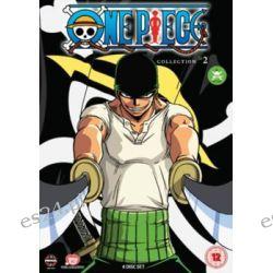 One Piece: Collection 2 (brak polskiej wersji językowej) ( DVD) - Uda Kounosuke Pozostałe