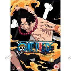 One Piece: Collection 20 (Uncut) (brak polskiej wersji językowej) ( DVD) -  Filmy