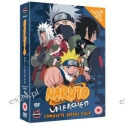 Naruto Unleashed: The Complete Series 4 (brak polskiej wersji językowej) ( DVD) - Date Hayato Filmy