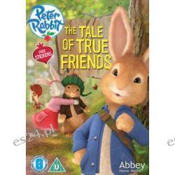 Peter Rabbit: The Tale of True Friends (brak polskiej wersji językowej) ( DVD) -  Filmy