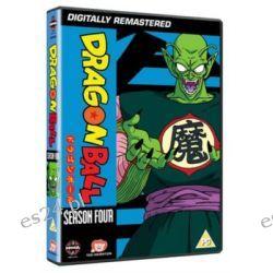 Dragon Ball: Season Four (brak polskiej wersji językowej) ( DVD) - Okazaki Minoru Filmy