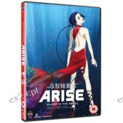 Ghost in the Shell Arise: Borders Parts 3 and 4 (brak polskiej wersji językowej) ( DVD) - Kise Kazuchika