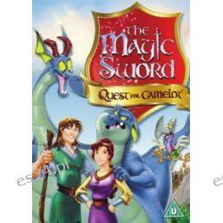 The Magic Sword - Quest for Camelot (brak polskiej wersji językowej) ( DVD) - Chau Frederik Du