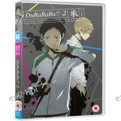 Durarara!!x2 - Shoo (brak polskiej wersji językowej) ( DVD) - Omori Takahiro