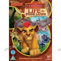 The Lion Guard - Life in the Pride Lands (brak polskiej wersji językowej) ( DVD) -