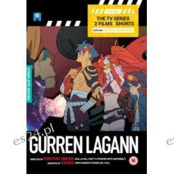 Gurren Lagann: Complete Collection (brak polskiej wersji językowej) ( DVD) - Watabe Keisuke Filmy