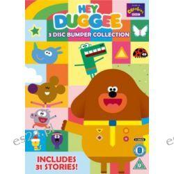 Hey Duggee: Bumper Collection (brak polskiej wersji językowej) ( DVD) -  Filmy