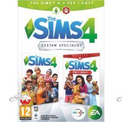 Pakiet: The Sims 4 / The Sims: Psy i koty. ( PC/MAC) - EA Maxis