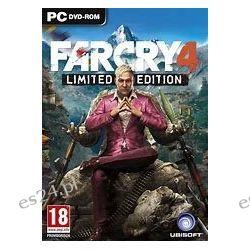 Far Cry 4 - Limited Edition ( PC) - Ubisoft  Pozostałe