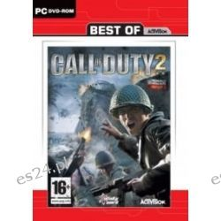 Call of Duty 2: Best of Activision ( PC) - Infinity Ward  Pozostałe