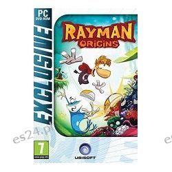 Rayman Origins ( PC) - Ubisoft  Pozostałe