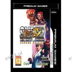 Super Street Fighter IV: Arcade Edition ( PC) - Capcom  Komputerowe PC