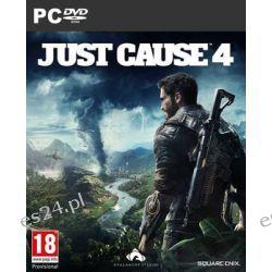 Just Cause 4 ( PC) - Square Enix  Komputerowe PC