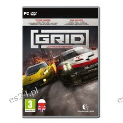GRID - Ultimate Edition ( PC) - Codemasters  Komputerowe PC