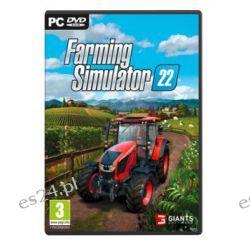 Farming Simulator 22 ( PC) - GIANTS Software  Komputerowe PC