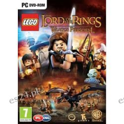LEGO The Lord of the Rings (Władca Pierścieni) ( PC) - Warner Bros  Komputerowe PC