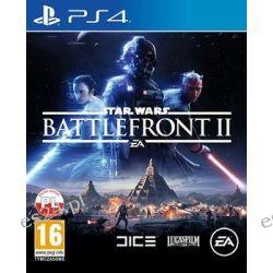Star Wars: Battlefront 2 ( PlayStation 4) - EA DICE  Pozostałe