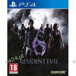 Resident Evil 6 ( PlayStation 4) - Capcom  Pozostałe