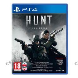 Hunt: Showdown ( PlayStation 4) - Crytek Studios  Pozostałe