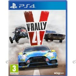 V-Rally 4 ( PlayStation 4) - Big Ben  Pozostałe