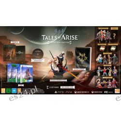 Tales of Arise - Collectors Edition ( PlayStation 4) - Bandai Namco Entertainment  Pozostałe