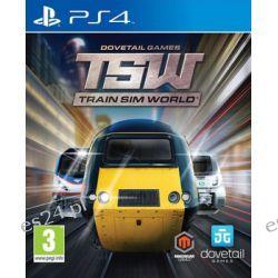 Train Sim: World ( PlayStation 4) - Dovetail Games