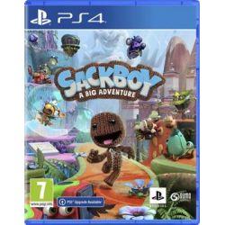 Sackboy: A Big Adventure! - Special Edition ( PlayStation 4) - Sumo Digital  Pozostałe