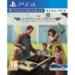 The American Dream ( PlayStation 4) - Samurai Punk