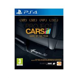 Project Cars - Game of The Year Edition ( PlayStation 4) - Slightly Mad Studios  Pozostałe