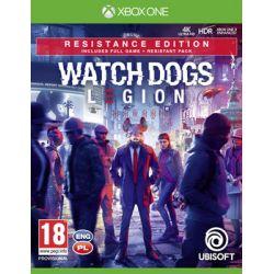 Watch Dogs: Legion - Resistance Edition ( Xbox One) - Ubisoft  Pozostałe