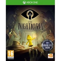 Little Nightmares ( Xbox One) - Namco Bandai Games  Pozostałe